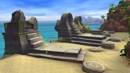 Sentinel Beach sentinels screen