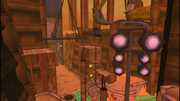 Construction site from Daxter 2
