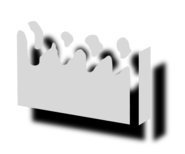 Flame slick icon