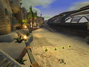 Spargus City (race track) render 2