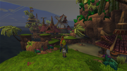 Sandover Village from Jak II