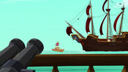 Jolly Roger-Captain Hook's Colossal Collision