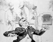 Assassination of Strangways