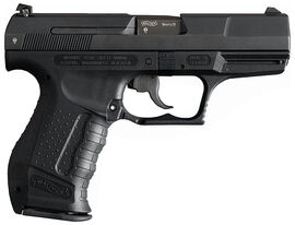 Walther-P99-Pistol