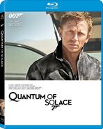 Quantum of Solace (2015 Blu-ray)
