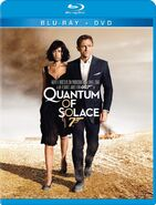 Quantum of Solace (2012 Blu-ray)