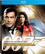 Thunderball (2008 Blu-ray SteelBook)