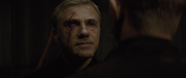 Spectre - Blofeld's scars