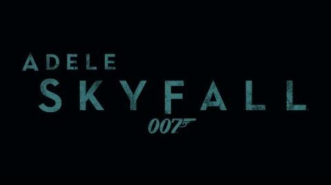 Skyfall (song)