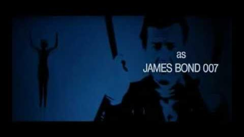 1979 - James Bond - Moonraker title sequence