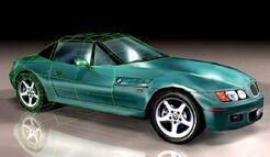 007 Racing Promo Render 4