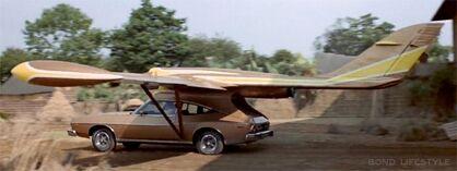 Scaramanga's Aero car