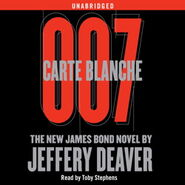 Carte Blanche audiobook