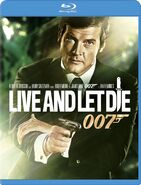 Live and Let Die (2012 50th anniversary Blu-ray)