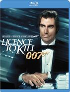 License to Kill (2012 50th anniversary Blu-ray)