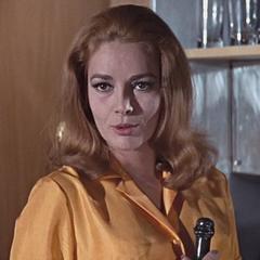 Helga Brandt, Osato's secretary