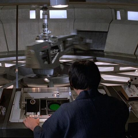 Chang's assassination attempt via centrifuge chamber.