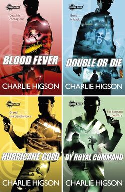 Young Bond 2012 Covers