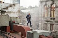Spectre BTS - Daniel Craig in Mexico