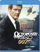 Octopussy (2012 50th anniversary Blu-ray)