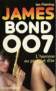 The Man with the Golden Gun France