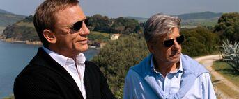 Quantum of Solace - Bond meets Mathis