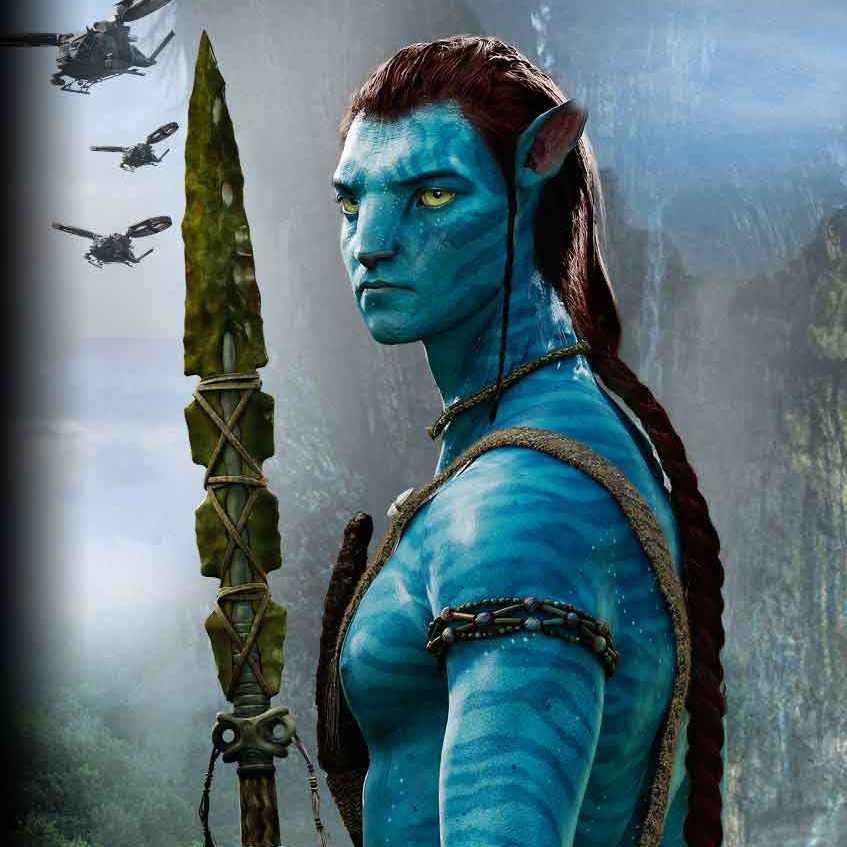 Avatar 2 Site: Image - Jakesully And Neytiri By Dixetia Crop.jpg