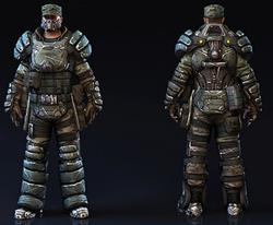 Mishetica Armor