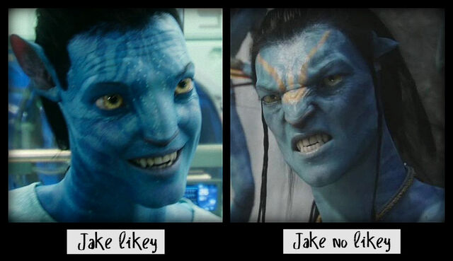 File:The two sides of Jake Sully by WizeEyez.jpg