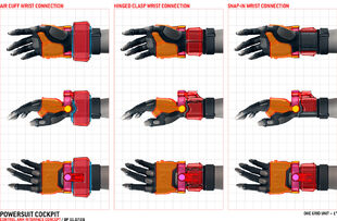 AMP Suit Operator Gauntlet Rotations
