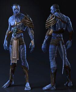 Awvea Tsamsiyu Armor