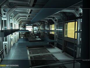 Site 26 Interior