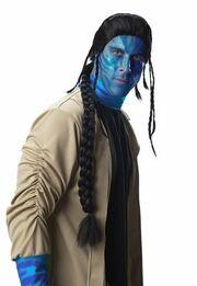 Avatar-Jake-Sully-Costume-Wig