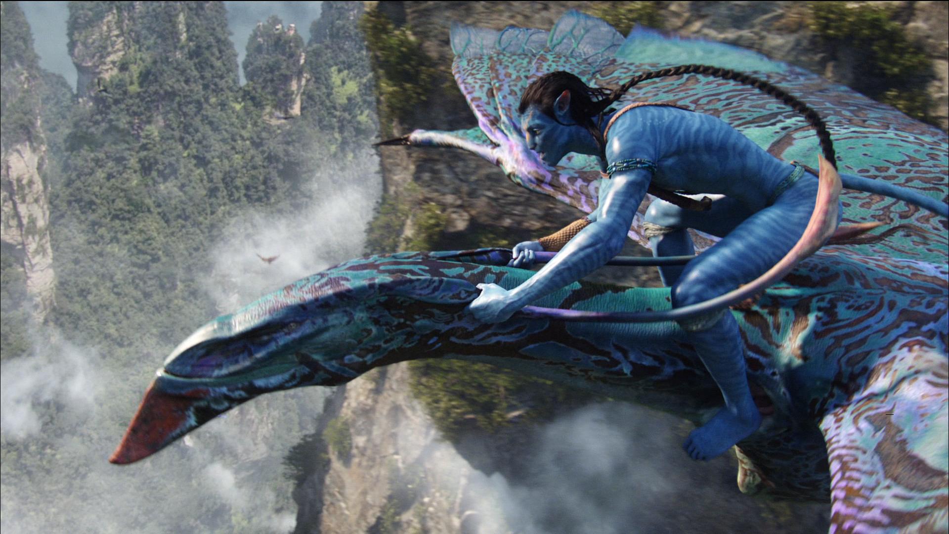 Jake Sully Na'vi Avatar Banshee Hair