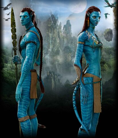 File:Jakesully and Neytiri by Dixetia.jpg