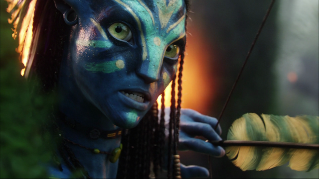 File:Neytiri with bow.png