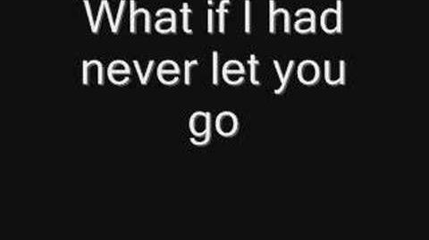 What If - Kate Winslet - Lyrics