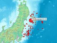 220px-Map of Sendai Earthquake 2011