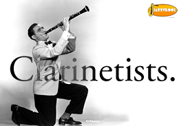 ClarinetistsButton
