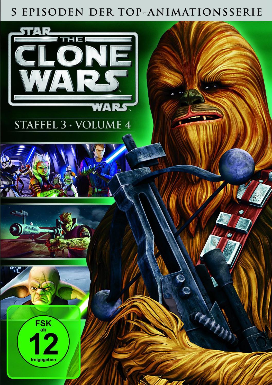 Star Wars The Clone Wars Staffel 3