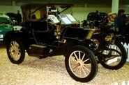 Overland Model 46 Torpedo Roadster 1911