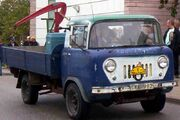 Willys FC170 Truck 1957