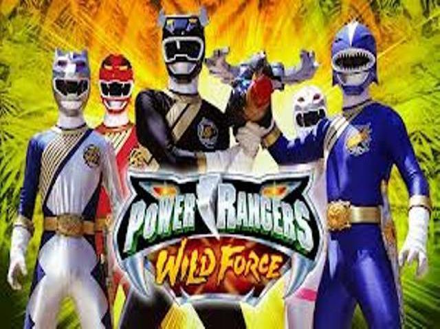 Power Rangers Fuerza Salvaje | Wiki Jetix | Fandom powered ...