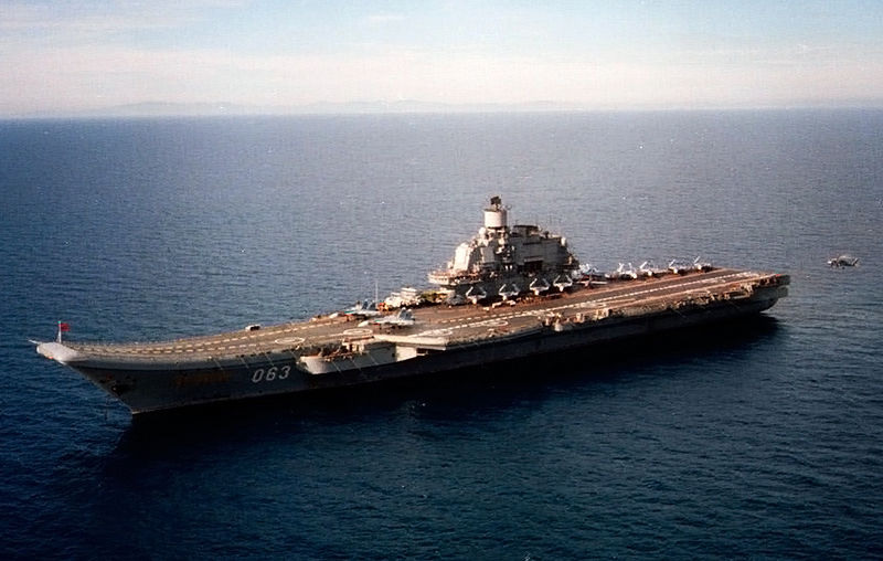 Russian aircraft carrier admiral kuznetsov jet wiki fandom powered by wikia - Plus grand porte avion du monde ...