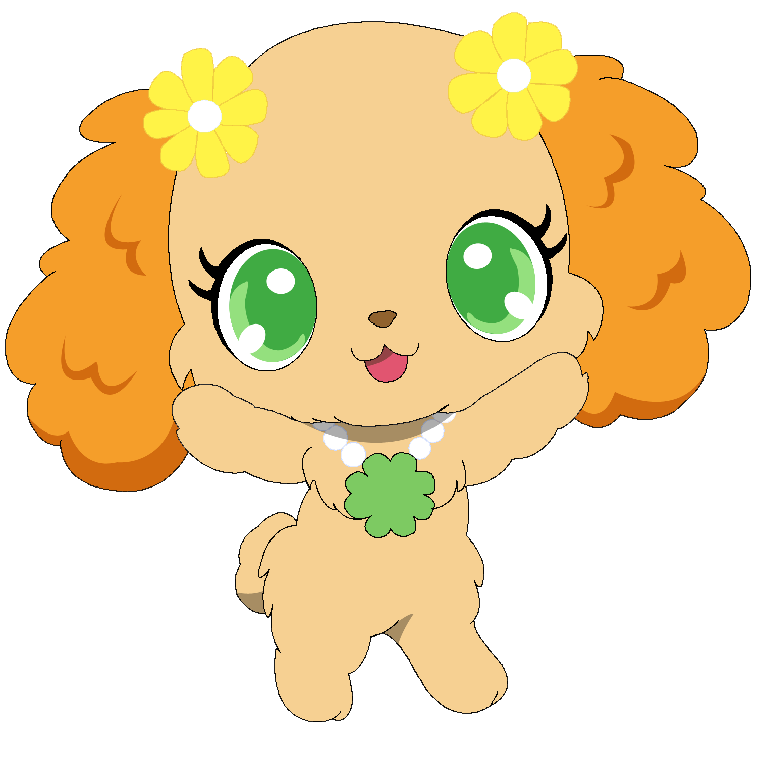 Image jewel pet wiki fandom powered by wikia - Jewelpet prase ...