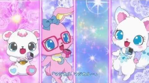 Jewelpet Magical Change ジュエルペット マジカルチェンジ OP「マジカル☆チェンジ」(マジカル☆どりーみん)