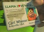CarlLlamaLoveSociety