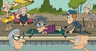 Ms. Fowl's cameo