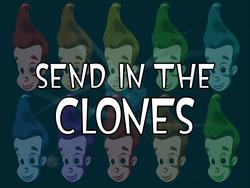Send in the Clones (Title Card)