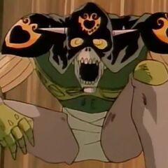 Cream in the 1993 OVA